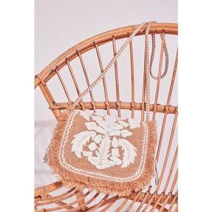 Anthropologie Antik Batik Leah Crossbody Bag
